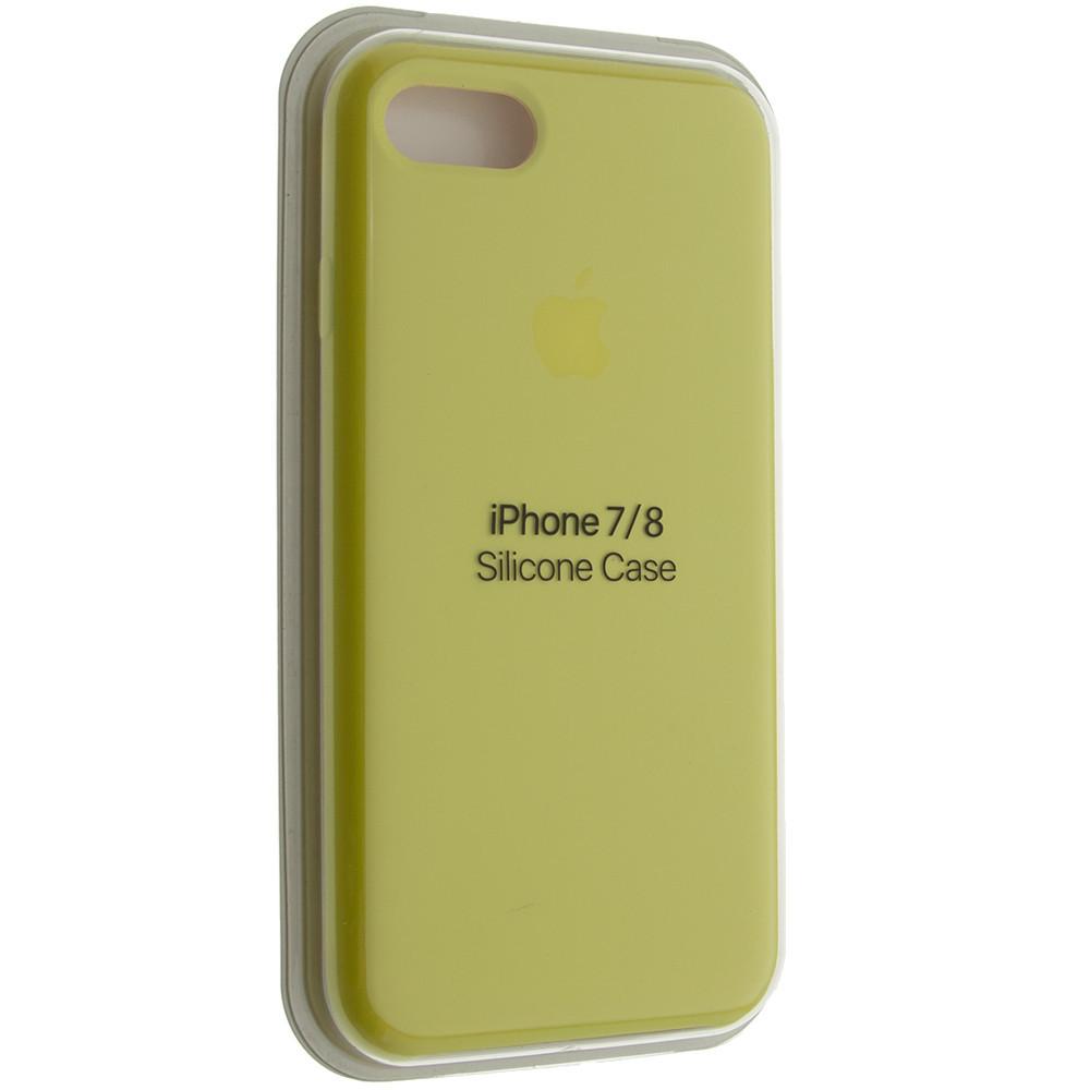 """Чехол Silicon iPhone 8 - """"Вспышка №32"""""""