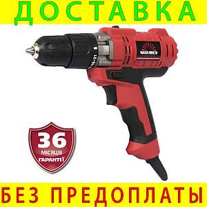Дрель шуруповерт электрический Vitals Master Us 1032MG Dual Speed Pro+