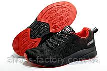 Кроссовки унисекс Baas, Black\Red, фото 3