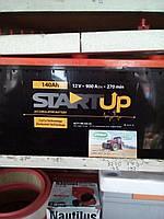 Аккумулятор StartUp(Веста) 140Ah, L,EN 900,автомобильный .