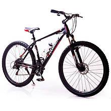 Велосипед HAMMER-29 Black Red Япония Shimano.