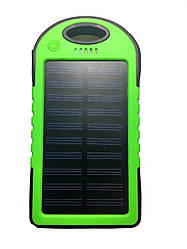 Батарея зовнішня портативна на сонячних елементах Kronos Solar Charger ES500 на 8000 mAh (acf_00117)