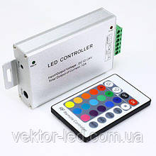 Контроллер RGB 12A RF 24 кнопки