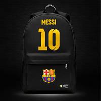 Рюкзак Messi 10 FC Barcelona DKC черный, фото 1