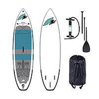"Надувная SUP доска F2 RIDER 10"" 260L Green (305х82х15)"