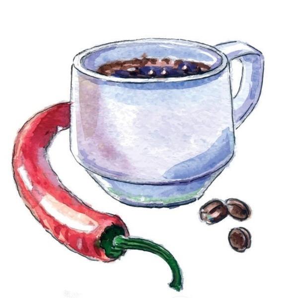Кофе с перцем, приготовление