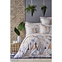 Комплект постельного белья сатин Karaca Home Arles somon king  size
