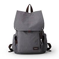 Городской рюкзак Muzee Retro VA1033 Grey violet, фото 1
