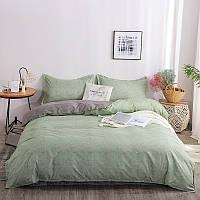 Комплект постельного белья Зеленая волна (полуторный) Berni