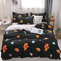 Комплект постельного белья Космонавт (полуторный) Berni
