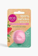 Бальзам для губ EOS strawberry sorbet полуничний сорбет
