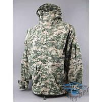 Куртка тактическая софтшелл US JACKE NSSESCH.TRILAM. AT-DIGITAL