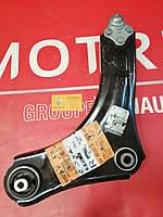 Рычаг передней подвески правый (70мм) Renault Scenic 3 (Original 545006560R)