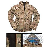 Куртка тактическая софтшелл SOFTSHELL JACKE SCU 14 MULTITARN