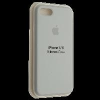 """Чехол Silicon iPhone 7 Plus - """"Белый №9"""""""