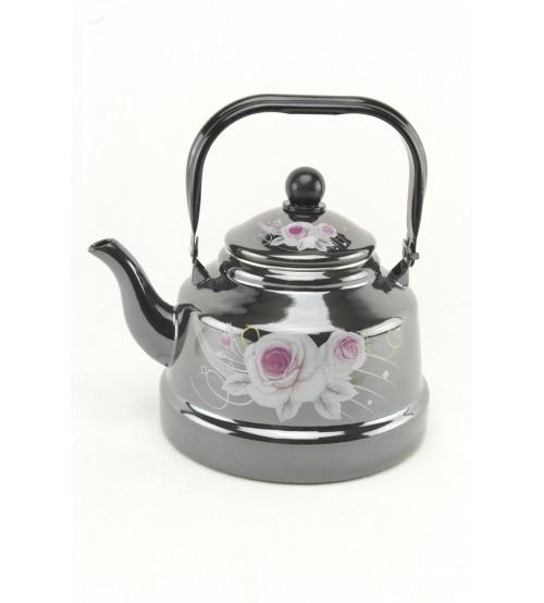 1343 Чайник эмалированный 2,5 л оптом