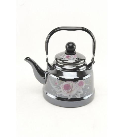 1341 Чайник эмалированный 1,1 л оптом