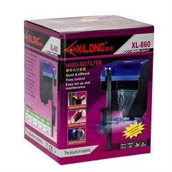Xilong XL-860 Навесной фильтр для аквариума, 450 л/ч, 5 вт ( до 60 л ), фото 2