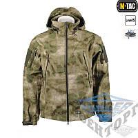 Куртка тактическая софтшелл Soft shell A-TACS FG