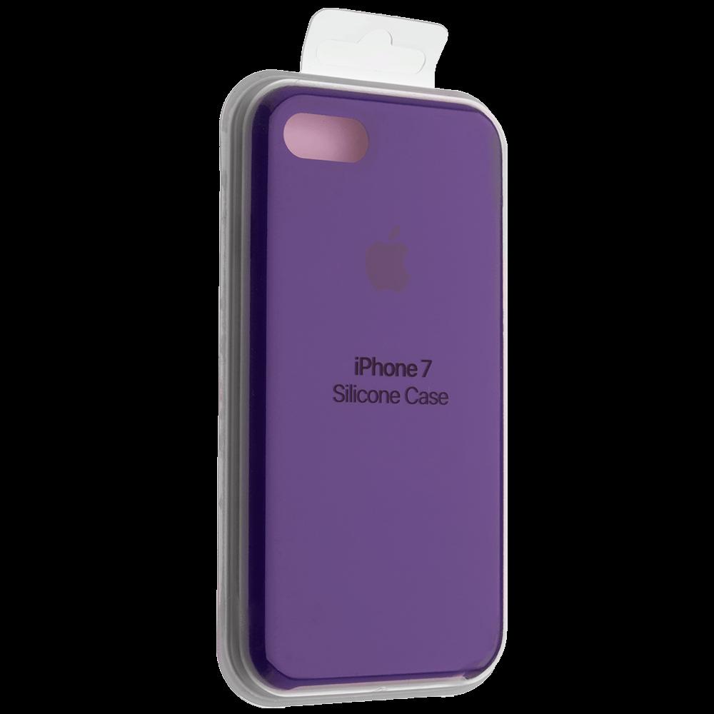 "Чохол Silicon iPhone 7 Plus - ""Ультрафіолет №30"""