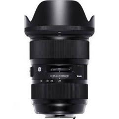 Объектив SIGMA AF 24-35/2,0 DG HSM Art Nikon