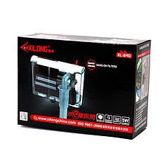 Xilong XL-840 Навесной фильтр для аквариума, 650 л/ч, 5 вт ( до 100 л )