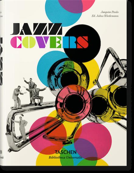 Подарункова література. Jazz Covers. Joaquim Paulo & Julius Wiedemann