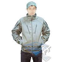 Куртка тактическая софтшелл олива soft shell