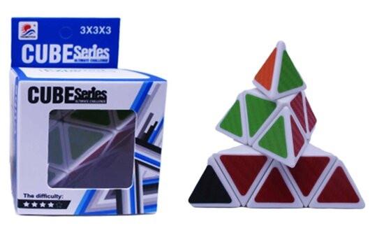 "Конструктор ""Кубик Рубика Пирамида"" 90 мм"
