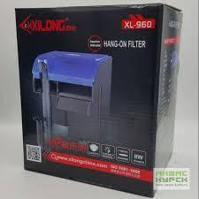 Xilong XL-960 Навесной фильтр для аквариума, 650 л/ч (до 130 л)