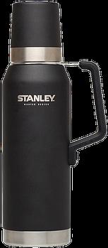 Термос Stanley Master 0.7 Л Черный