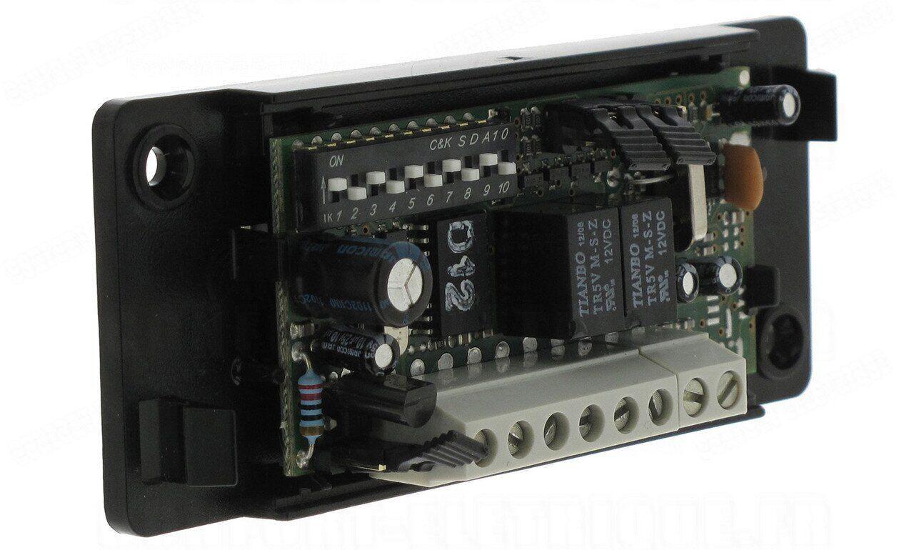 Приемник NICE внешний универсальный, 2-х канальный FLOX 2