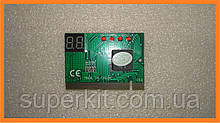 Post card ( пост карта ) PCI для теста компьютера