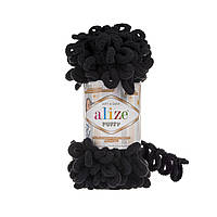 Alize Puffy, №60, черный