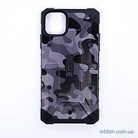 Ударопрочный чехол UAG Pathfinder комуфляж iPhone 11 Pro Max {6.5*} серый /очень хорошая копия/