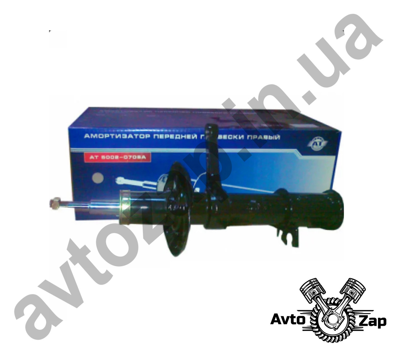 Корпус амортизатора ВАЗ 2108-21099 перед. правый.     376
