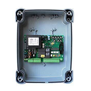 Блок управления NICE для 2-х электроприводов 230В (двустворчатые распашные ворота)