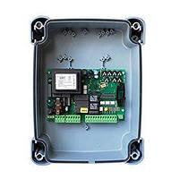 Блок управления NICE для 2-х электроприводов 230В (двустворчатые распашные ворота), фото 1