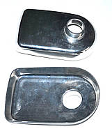 Лоток для мясорубки металлический (L=215mm*137mm)