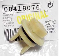 Муфта шнека мясорубки для кухонного комбайна Bosch 00418076, фото 1