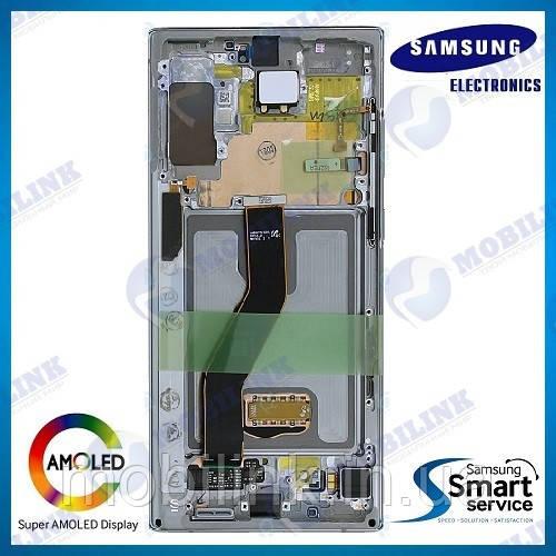 Дисплей на Samsung N975 Galaxy Note 10+ AURA GLOW/SILVER,GH82-20838C, Super AMOLED!