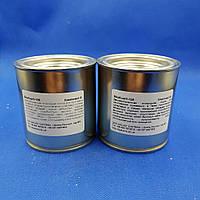 Епоксидна смола для декоративних виробів, двокомпонентна прозора з низькою в'язкістю, 300 гр.