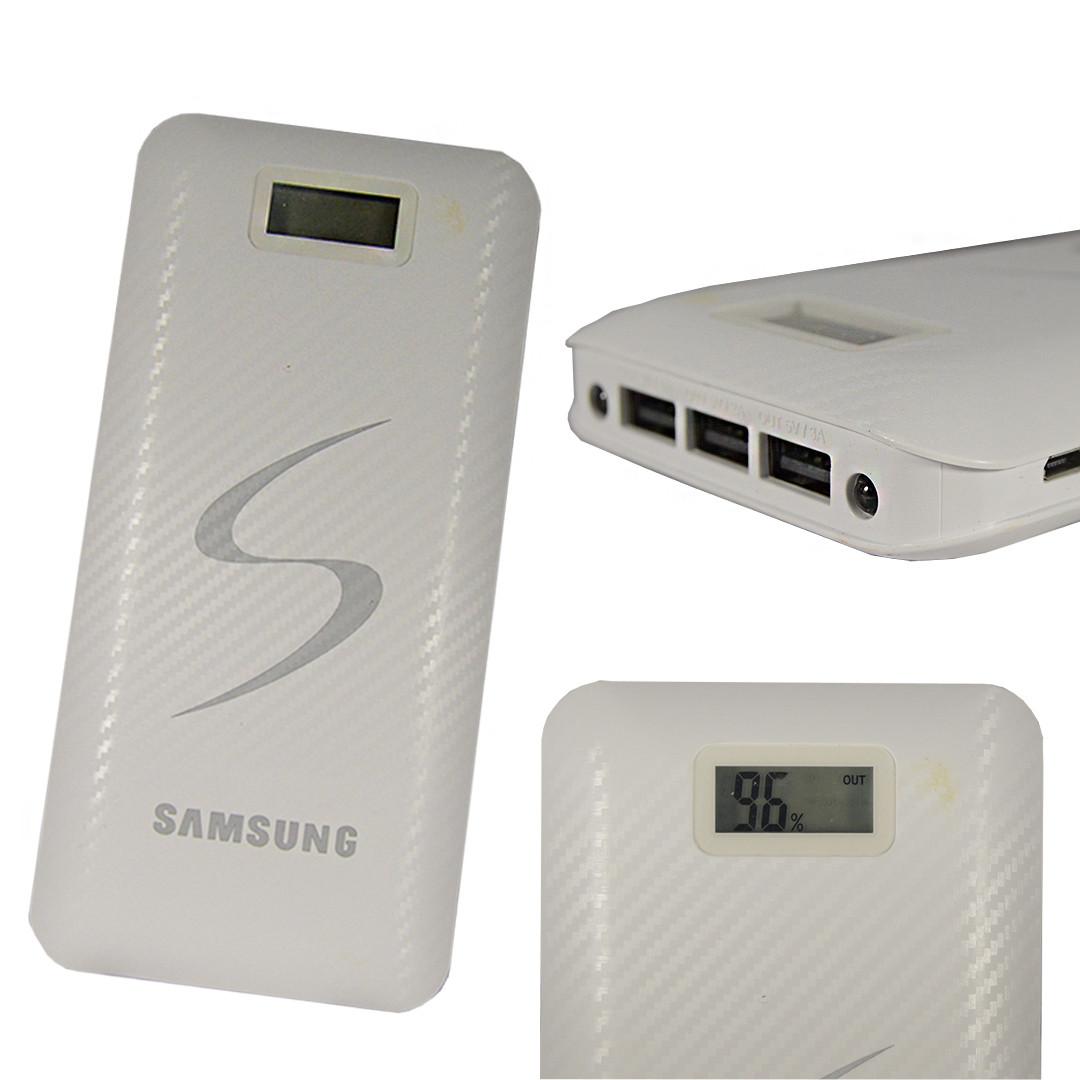 Повербанк 40000 mАh SamsungPowerBank Аккумулятор зарядное (повер банк 40000)