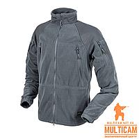 Куртка флисовая Helikon-Tex® STRATUS® Jacket - Heavy Fleece - Shadow Grey S