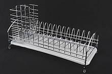 1192 Сушилка для тарелок и столовых приборов (1 ярус) оптом