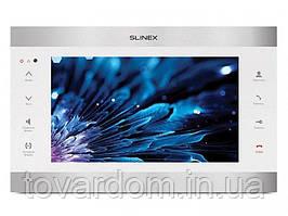 Видеодомофон Slinex SL-10IPT Silver+White