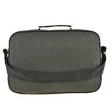 Мужская сумка Wallaby 35х24х14 ткань кринкл, 2 отделения  в 2647х, фото 2