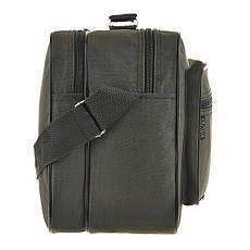 Мужская сумка Wallaby 35х24х14 ткань кринкл, 2 отделения  в 2647х, фото 3