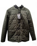 Мужская стеганая демисезонная куртка River Creek, Размер L