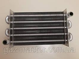 Теплообменник для котла Zoom, Rens, Weller, Solly Primer, Electrolux ➣ 270 мм. AA10070005
